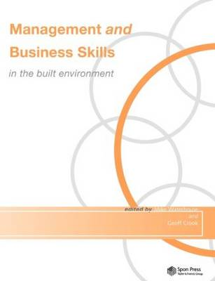Management and Business Skills in the Built Environment