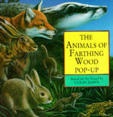 Animals of Farthing Wood: Pop-Up Book
