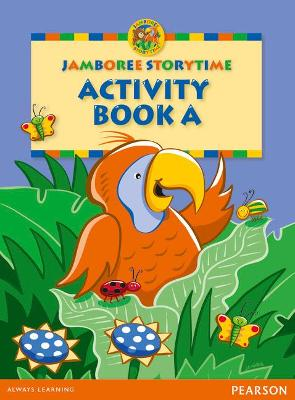 Jamboree Storytime Level A: Activity Book 2nd edition