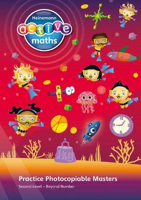 Heinemann Active Maths - Second Level - Beyond Number - Practice Photocopiable Masters