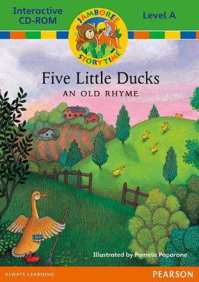 Jamboree Storytime Level A: Five Little Ducks Interactive CD-ROM