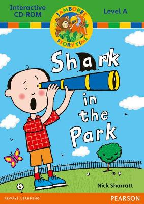 Jamboree Storytime Level A: Shark in the Park Interactive CD-ROM
