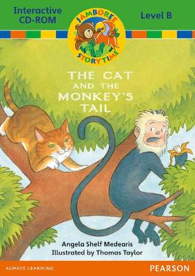 Jamboree Storytime Level B: The Cat and the Monkey's Tail Interactive CD-ROM
