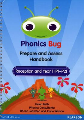 Phonics Bug Prepare and Assess Handbook
