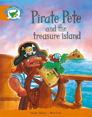 Literacy Edition Storyworlds Stage 4, Fantasy World Pirate Pete and the Treasure Island