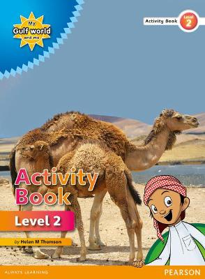 My Gulf World and Me Level 2 non-fiction Activity Book