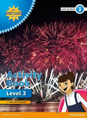 My Gulf World and Me Level 3 non-fiction Activity Book