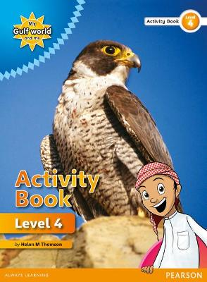 My Gulf World and Me Level 4 non-fiction Activity Book