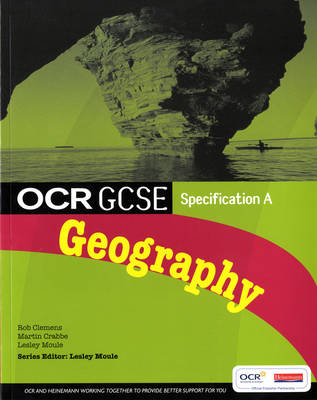 OCR GCSE Geography A Student Book