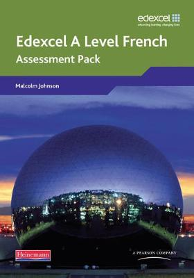 Edexcel A-Level French - A2 French - Assessment pack (AS/A2) CD/CD-Rom