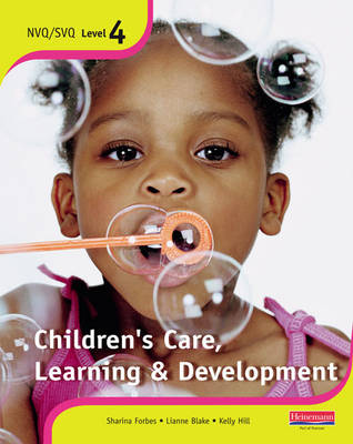 NVQ/SVQ Level 4 Children's Care, Learning & Development Candidate Handbook