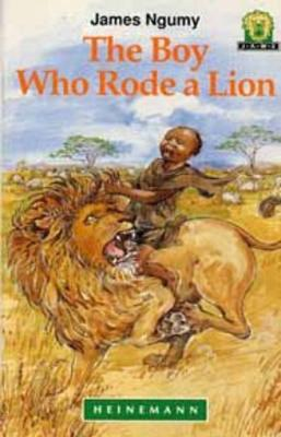 The Boy Who Rode A Lion