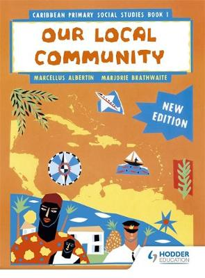 Caribbean Primary Social Studies New Ed Book 1