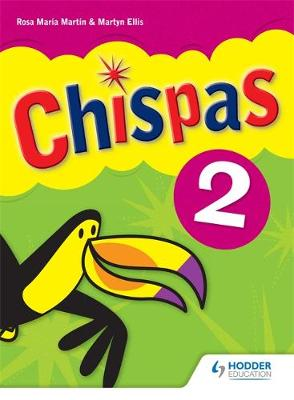 Chispas: Pupil Book Level 2