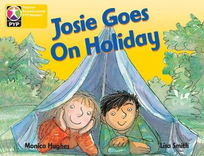 PYP L3 Josie goes on Holiday single