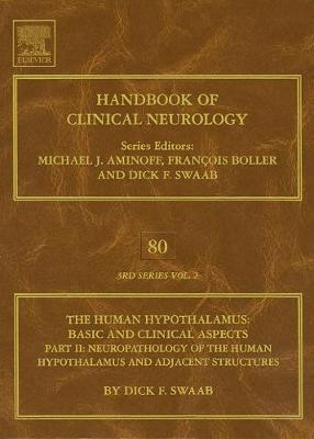 Human Hypothalamus: Volume 80: Human Hypothalamus: Basic and Clinical Aspects, Part II Basic and Clinical Aspects: Pt. 2