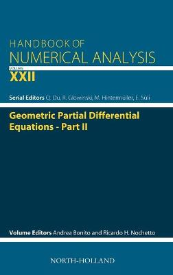 Geometric Partial Differential Equations - Part 2: Volume 22