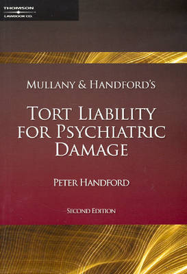 Mullany & Handford's Tort Liability for Psychiatric Damage