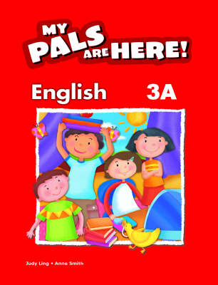 My Pals are Here! English: Textbook 3A