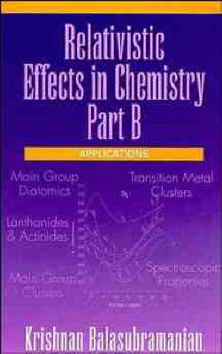 Relativistic Effects in Chemistry: Applications
