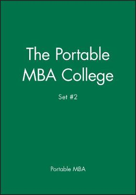 The Portable MBA College Set #2