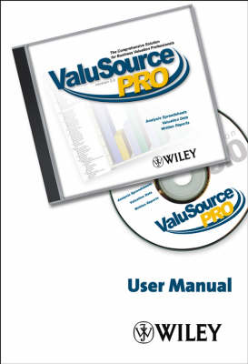 Valusource Pro V 3 Manual