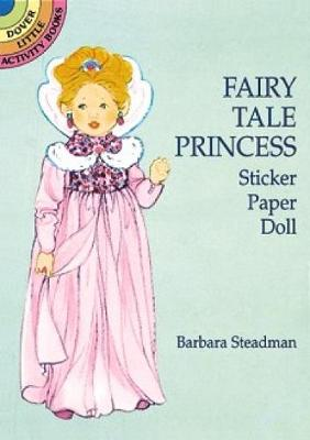 Fairy Tale Princess Sticker Paper Doll