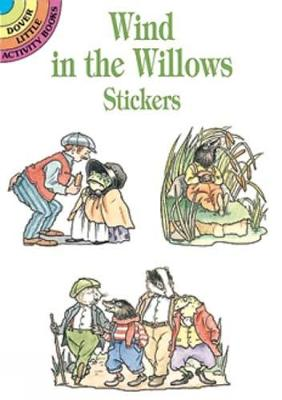"""""""Wind in the Willows"""" Sticker Book"""