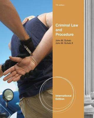 Criminal Law and Procedure, International Edition