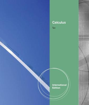 Calculus, International Edition