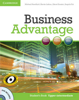 Business Advantage: Business Advantage Upper-intermediate Student's Book with DVD