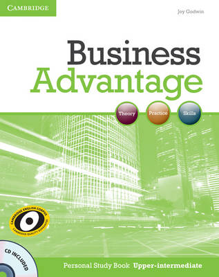 Business Advantage: Business Advantage Upper-intermediate Personal Study Book with Audio CD