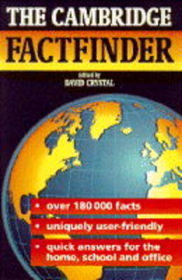 The Cambridge Factfinder: Updated Edition 1995