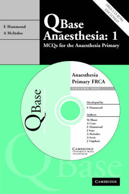 QBase Anaesthesia: Volume 1: MCQs for the Anaesthesia Primary