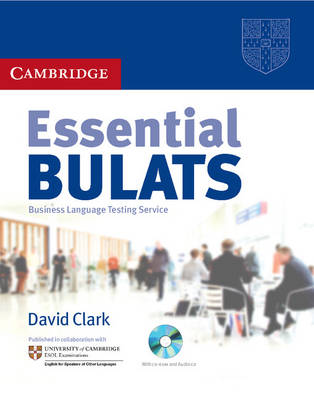 Essential BULATS Student's Book with Audio CD and CD-ROM