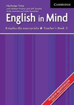 English in Mind Level 3 Teacher's Book Polish Exam edition