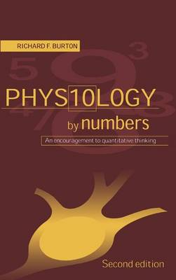 Physiology by Numbers: An Encouragement to Quantitative Thinking