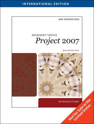 New Perspectives on Microsoft Project 2007