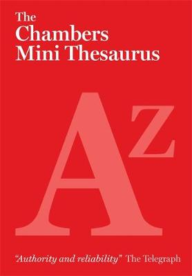 The Chambers Mini Thesaurus