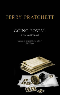 Going Postal: (Discworld Novel 33)