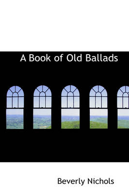 A Book of Old Ballads