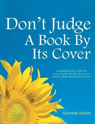 Do Not Judge A Book by Its Cover
