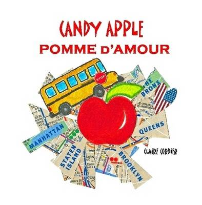 CANDY APPLE / POMME D'AMOUR