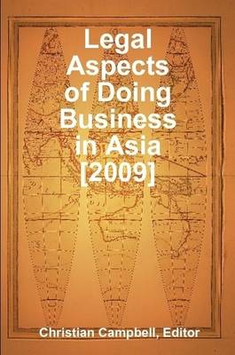 Legal Aspects of Doing Business in Asia