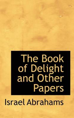 The Book of Delight and Other Papers
