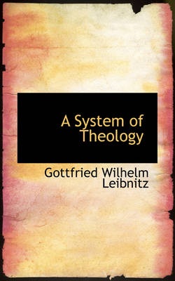 A System of Theology