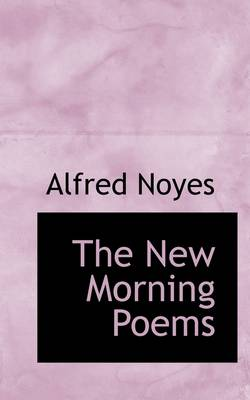 The New Morning: Poems