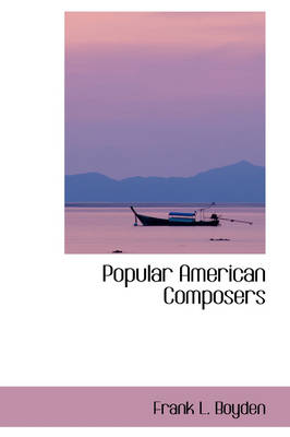 Popular American Composers