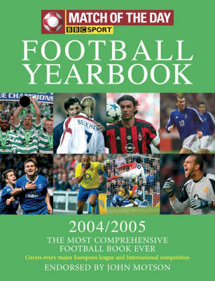 Match of the Day Football Yearbook 2004/2005