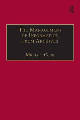 The Management of Information from Archives